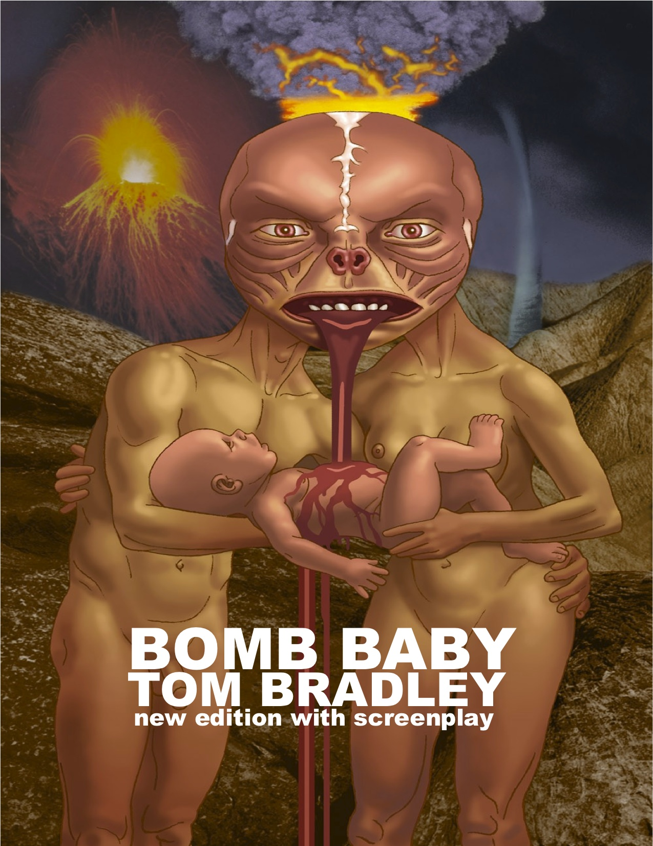 Bomb Baby: New Edition with Screenplay